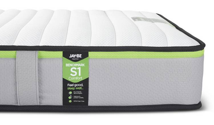 Jay Be Benchmark S1 Comfort Mattress Review